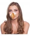 Feestartikelen adelaar neus masker